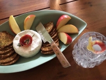 Ambrosia Apples - appitizer