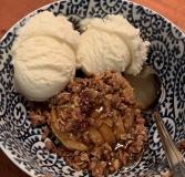 Ambrosia apples dessert