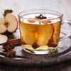 Hot drinks with Ambrosia apples
