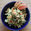 Ambrosia apples and coleslaw recipe
