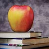 Ambrosia apples and teachers