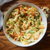 Ambrosisa apples coleslaw
