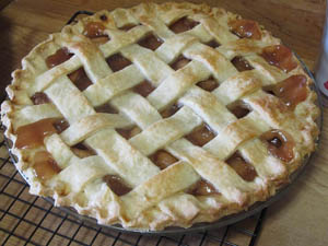 Ambrosia apples pie