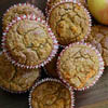 Ambrosia apple muffins