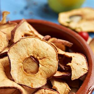 Ambrosia apples - freeze dry