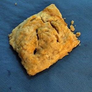 Ambrosia apple tarts