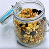Ambrosia apple trail mix
