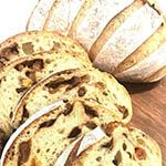 Ambrosia apples bread loaf