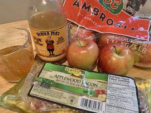 Ambrosia apples recipies