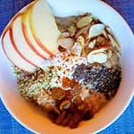 Ambrosia apple breakfast